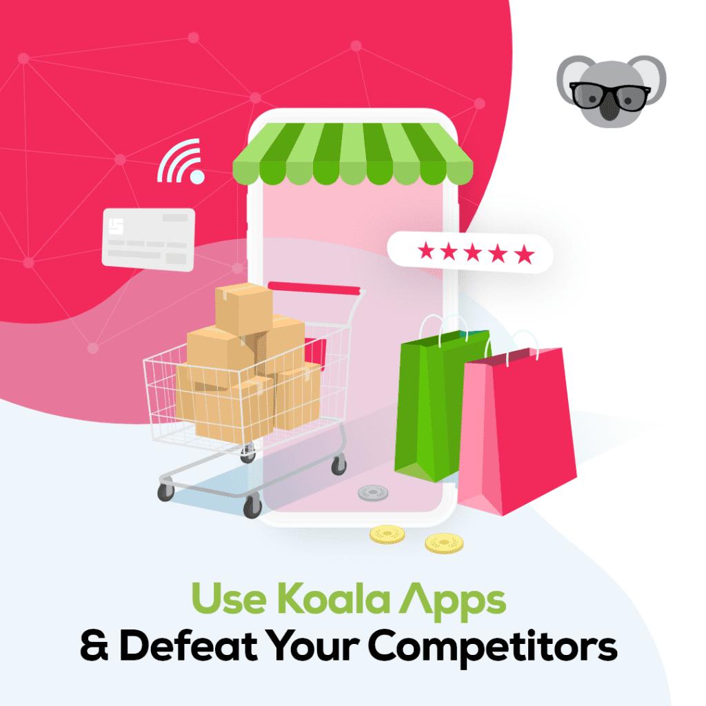 shopify apps - Koala Apps