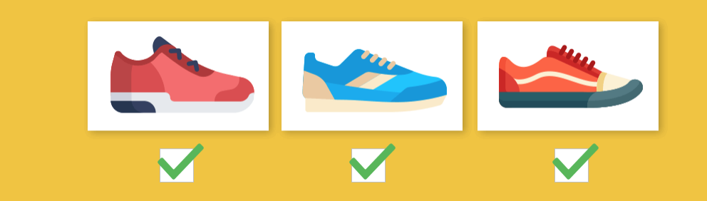 Select your products and the default language for your campaigns.